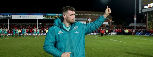 O'Mahony in Doubt for Exeter Showdown