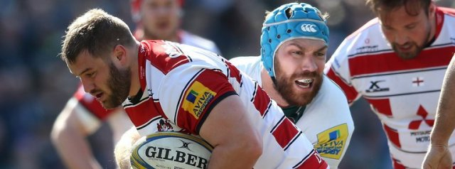 Paddy McAllister moves from Gloucester to Connacht
