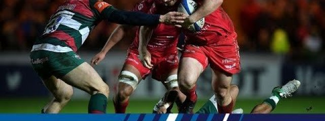 Champions Cup Highlights - Scarlets vs Leicester Tigers
