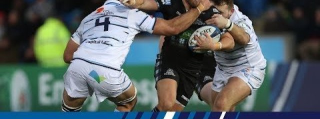 Champions Cup Highlights - Glasgow Warriors vs Cardiff Blues