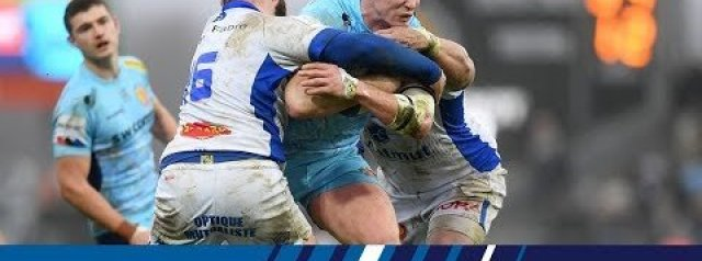 Champions Cup Highlights - Exeter Chiefs vs Castres