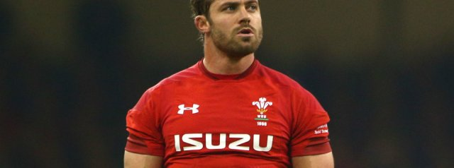 Halfpenny & Young named in Wales' Six Nations squad