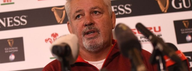 Gatland confident Wales can win Six Nations