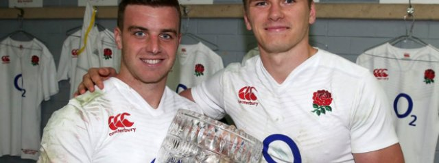 Ford: People obsess over Farrell fly-half battle