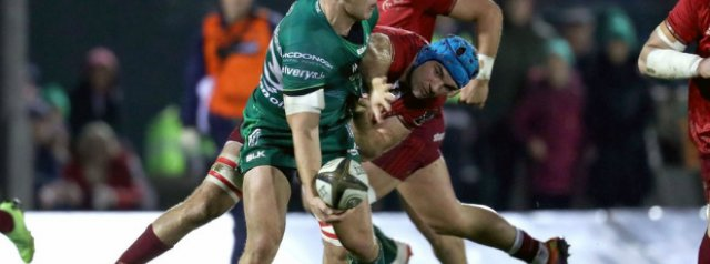 Andy Friend backs Connacht duo to do Ireland proud if selected