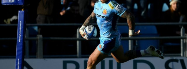 Eddie Jones Reveals Shock Positional Switch For Jack Nowell
