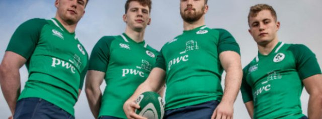 Ireland U20 Squad Announced For Six Nations