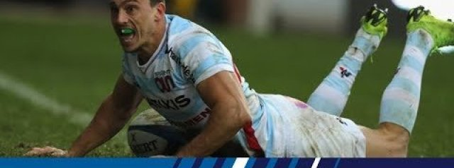 Champions Cup Highlights: Racing 92 v Scarlets