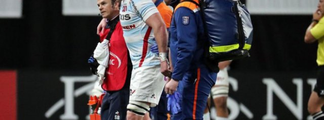 France Lose Bernard Le Roux For Opening Six Nations Clashes