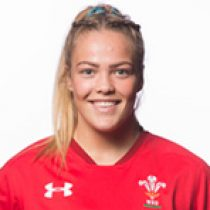 Kelsey Jones rugby player