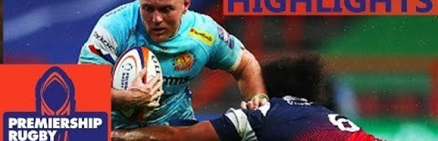 Premiership Rugby Cup Highlights: Harlequins 12 - 32 Saracens