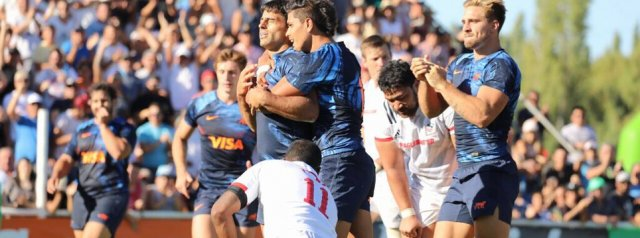 South American clean sweep in Americas Rugby Championship