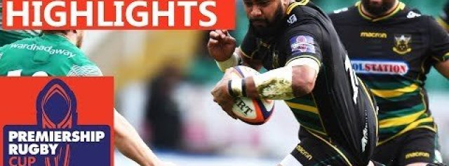 Premiership Rugby Cup Highlights: Northampton 59-33 Newcastle