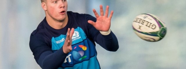 Huw Jones to miss remainder of the Six Nations