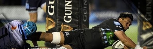 PRO14 Round 15 Highlights: Cardiff Blues v Glasgow Warriors