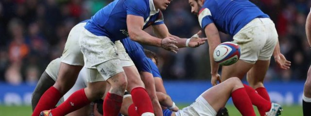 DUPONT AND NTAMACK AMONG FOUR FRANCE CHANGES FOR SCOTLAND