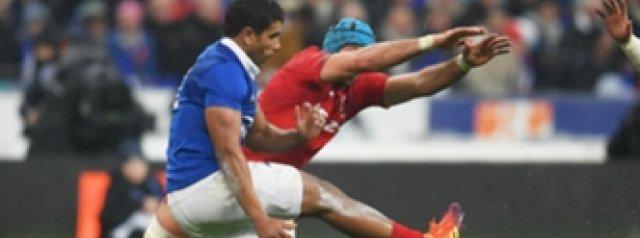 France change half-back pairing for Scotland clash