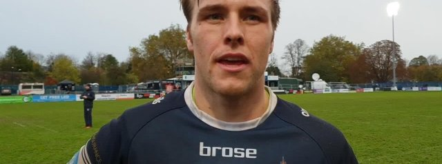 Adam Peters signs a new contract with Coventry Rugby
