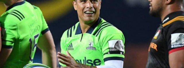 Highlanders name team to play the Reds