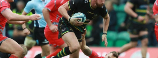 Wood Extends Saints Stay