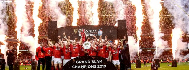 Wales score scintillating win over Ireland to secure Grand Slam