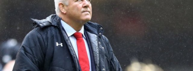 Gatland's message to Wales after the Grand Slam victory