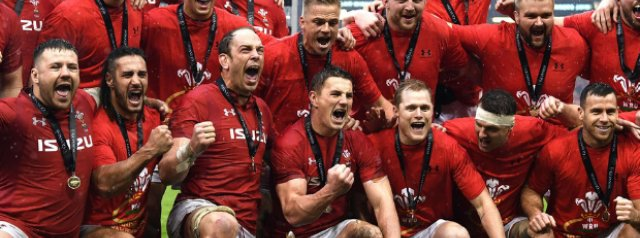 The numbers behind Wales' Grand Slam Six Nations