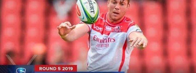 Super Rugby Highlights: Lions v Rebels