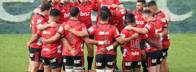 Crusaders and Waratahs to pay their respects in Sydney