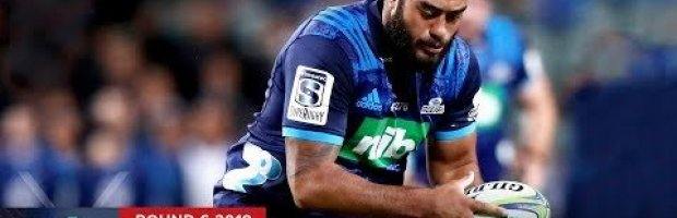 Super Rugby Highlights: Blues v Highlanders