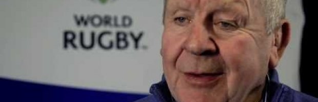 Shaping The Game | World Rugby Chairman Bill Beaumont and CEO Br