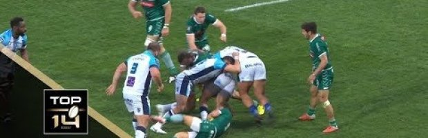 Top 14 Highlights Round 20: Pau v Montpellier