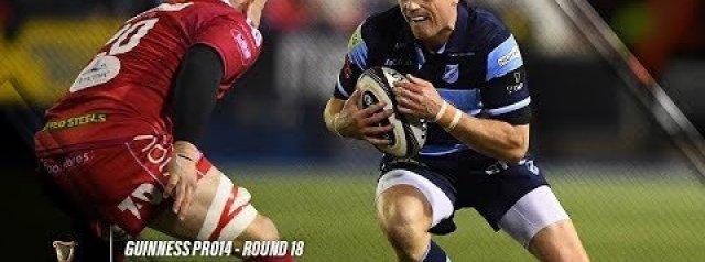 PRO14 Highlights: Cardiff Blues v Scarlets