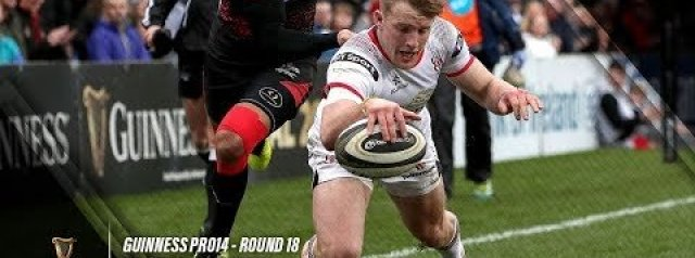 PRO14 Highlights: Ulster Rugby v Southern Kings