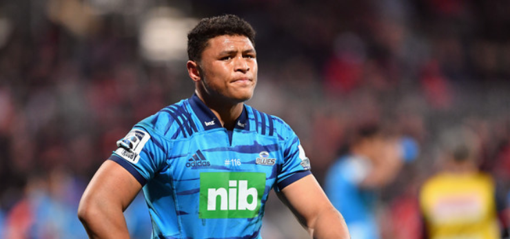 Caleb Clarke returns to strengthen the Blues' back three | Ultimate Rugby  Players, News, Fixtures and Live Results
