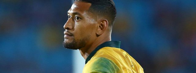Australia end Folau's contract over anti-gay message