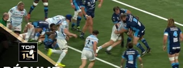Top 14 Highlights: Racing 92 vs Montpellier