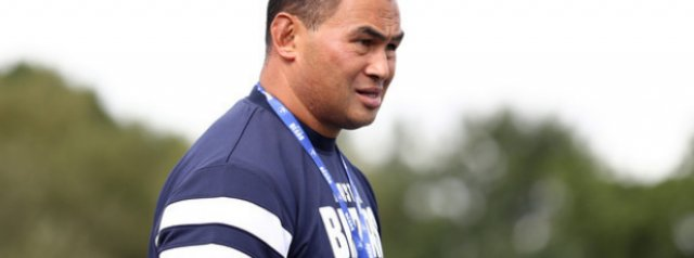 Pat Lam returns to coach the Baabaas