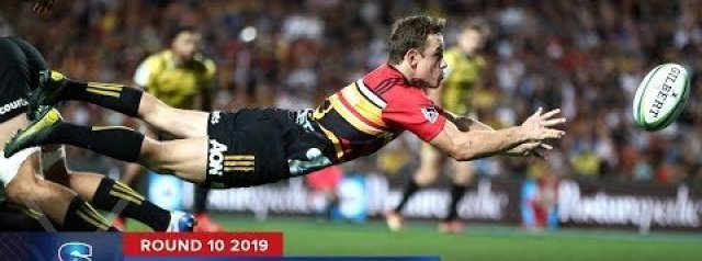 Super Rugby 2019 Rd 10 Highlights: Chiefs v Lions