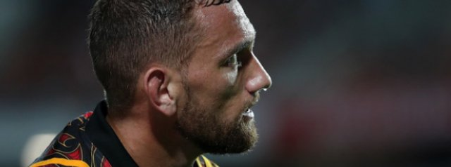 Aaron Cruden's return to the Chiefs appears unlikely