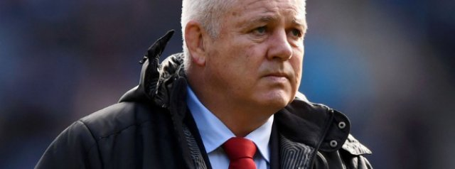 Warren Gatland lined up for one more Lions Tour