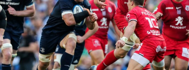 Player Ratings: Leinster v Toulouse