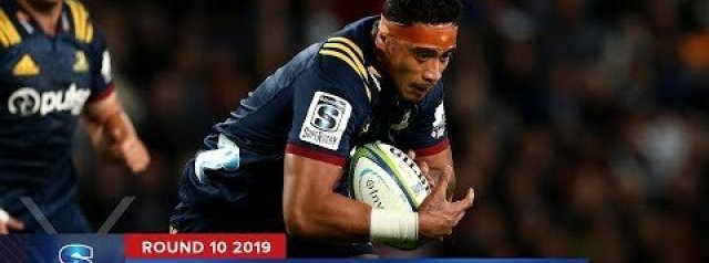 Super Rugby Round 10 Highlights: Highlanders v Blues