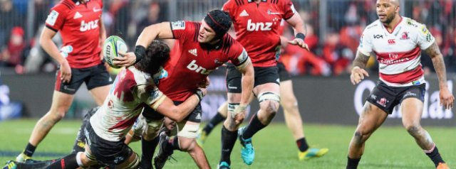 All Black trio set to miss Lions clash
