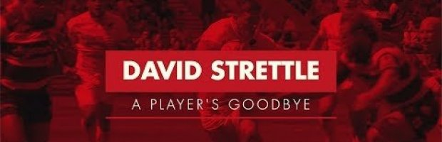 A Player's Goodbye | David Strettle