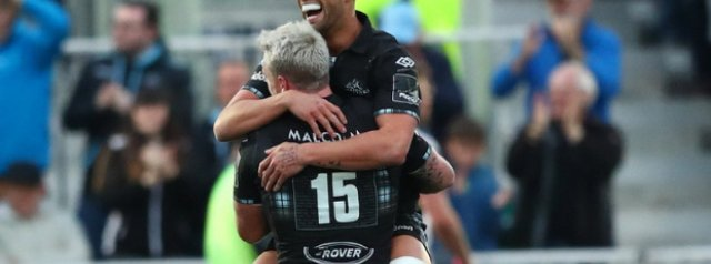 Glasgow book their place in the PRO14 Final