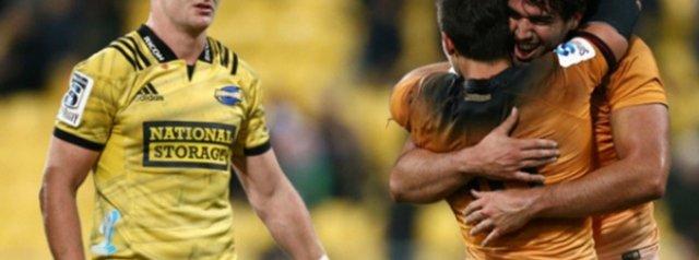 Jaguares hand Hurricanes rare home loss