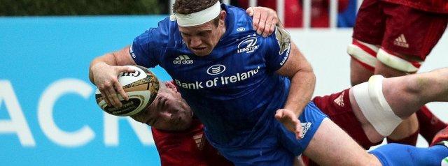 Top Performers: Leinster v Munster