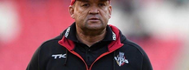 Kings set to sack head coach Davids - reports