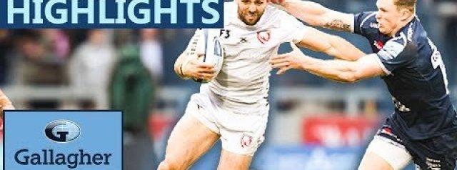 Premiership Highlights: Sale Sharks v Gloucester